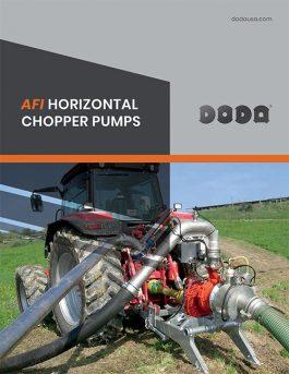 AFI Horizontal Chopper Pumps Thumbnail Image